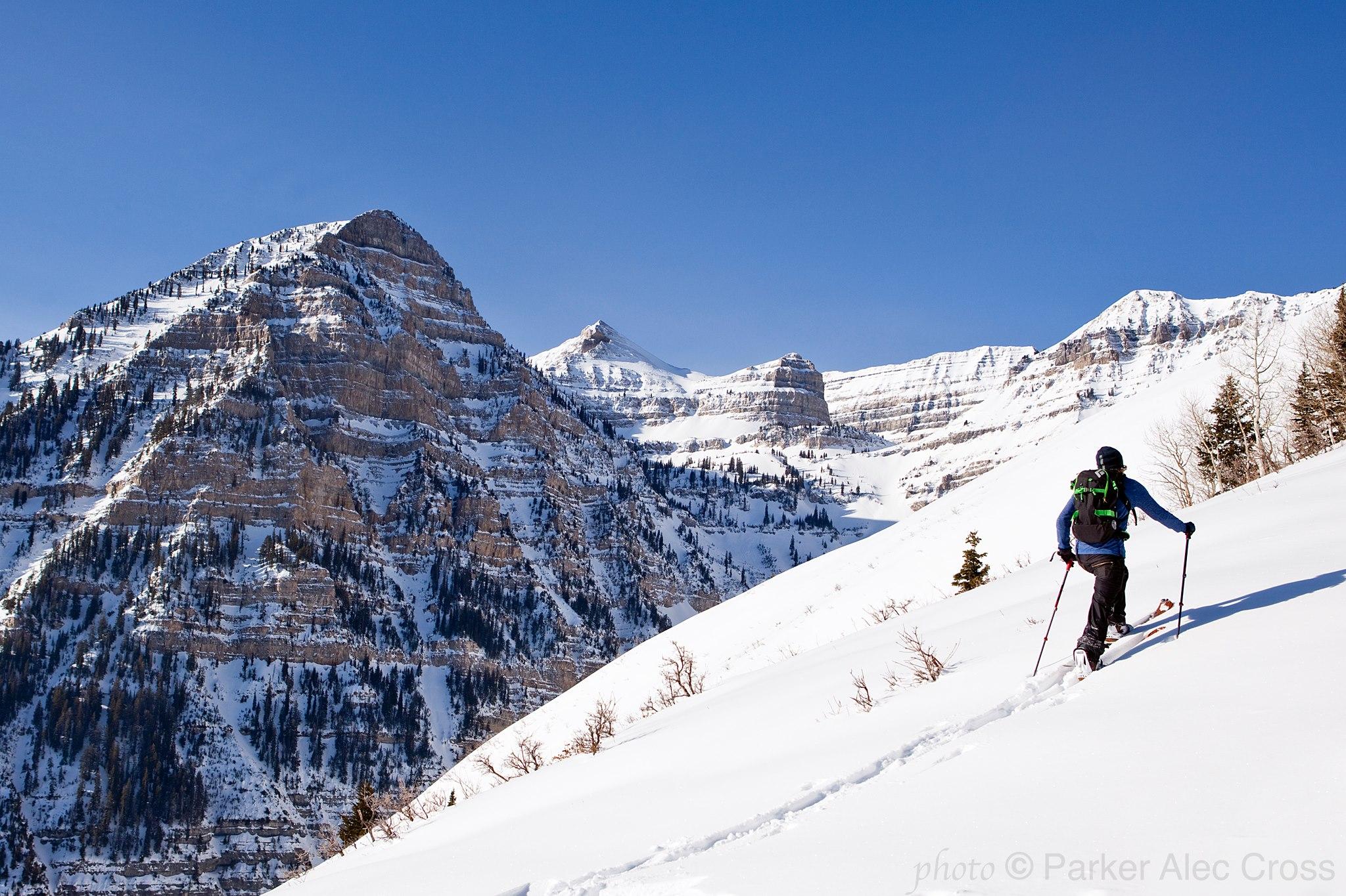 Josh Snow | Utah Backcountry | Wasatch Mountain Podcast